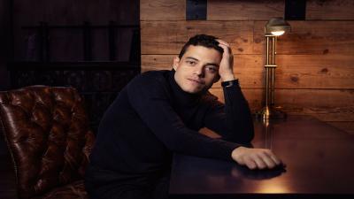 Rami Malek Celebrity HD Wallpaper 57335