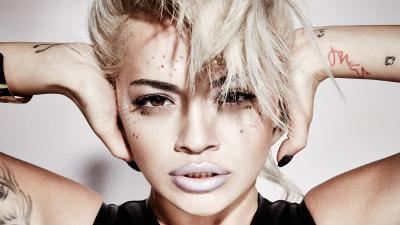 Rita Ora Face HD Wallpaper 57380