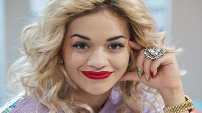 Rita Ora Makeup Wallpaper 57374