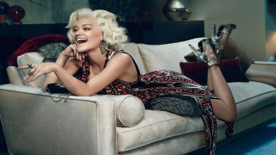 Rita Ora Wide Wallpaper HD 57379