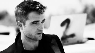 Robert Pattinson Desktop Wallpaper 57733
