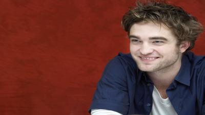 Robert Pattinson Smile Wallpaper 57736