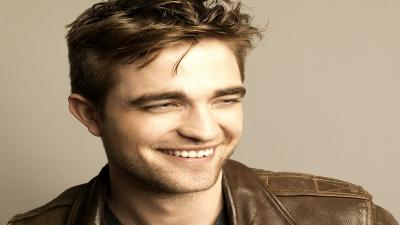 Robert Pattinson Smile Wallpaper 57738