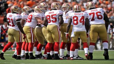 San Francisco 49ers Widescreen Wallpaper 55986