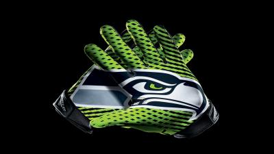Seattle Seahawks Gloves Wallpaper 55976