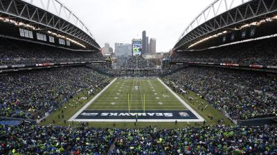 Seattle Seahawks Stadium Widescreen Wallpaper 55979