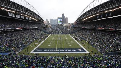 Seattle Seahawks Stadium Widescreen Wallpaper 55979