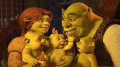 Shrek Family Desktop Wallpaper 51303