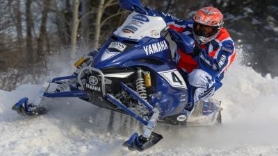 Snowmobile Desktop Wallpaper 53621