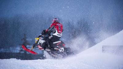 Snowmobile Wallpaper 53624