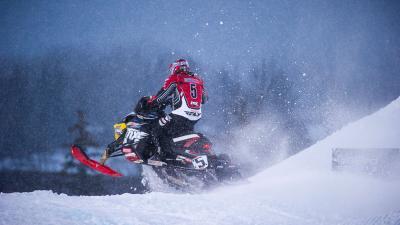 Snowmobile Wallpaper 53624
