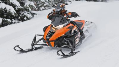 Snowmobile Widescreen Wallpaper 53625