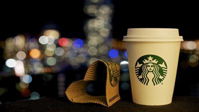 Starbucks Coffee Cup Wallpaper 53511