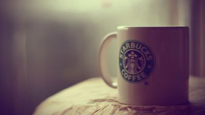 Starbucks Coffee Mug Computer Wallpaper 53517