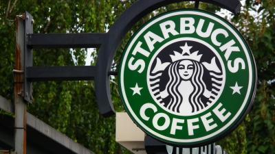 Starbucks Coffee Sign Widescreen Wallpaper 53510