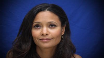 Thandie Newton Face Wallpaper 57541