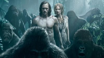The Legend Of Tarzan Movie Wallpaper 57168