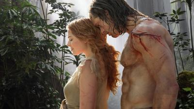 The Legend Of Tarzan Movie Wallpaper Background 57166
