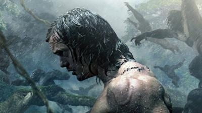 The Legend Of Tarzan Movie Wide HD Wallpaper 57167
