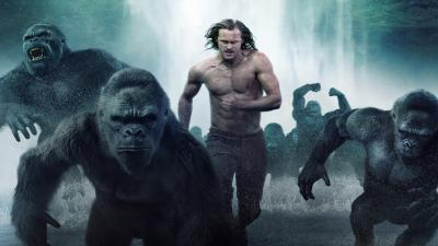 The Legend Of Tarzan Wide Wallpaper 57165