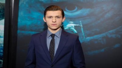 Tom Holland Actor Wide Wallpaper 57282