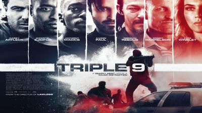 Triple 9 Movie Poster Wallpaper 52773