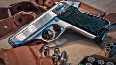 Walther Pistol Wallpaper 49894