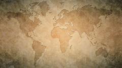 World Map Desktop Wallpaper 51295