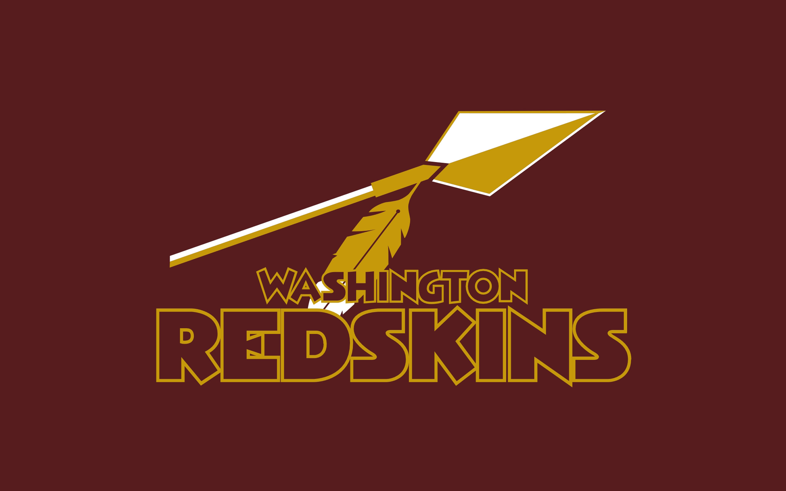 Washington Redskins Logo Wallpaper Background 55996 2560x1600 px