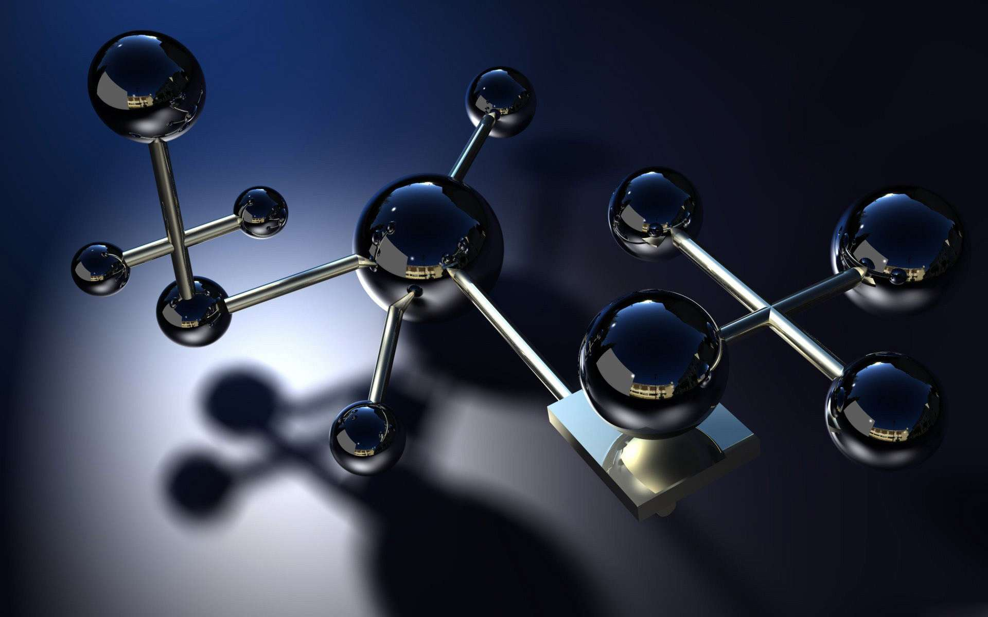 3d chemistry desktop wallpaper 49703