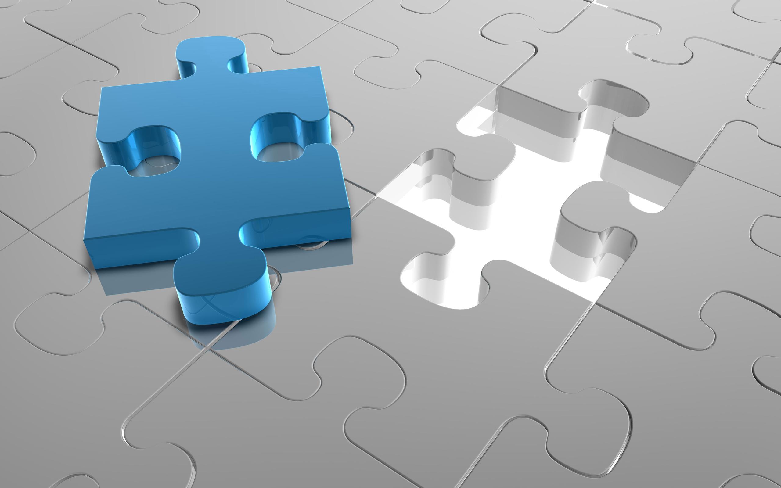 3d puzzle wallpaper background 53001