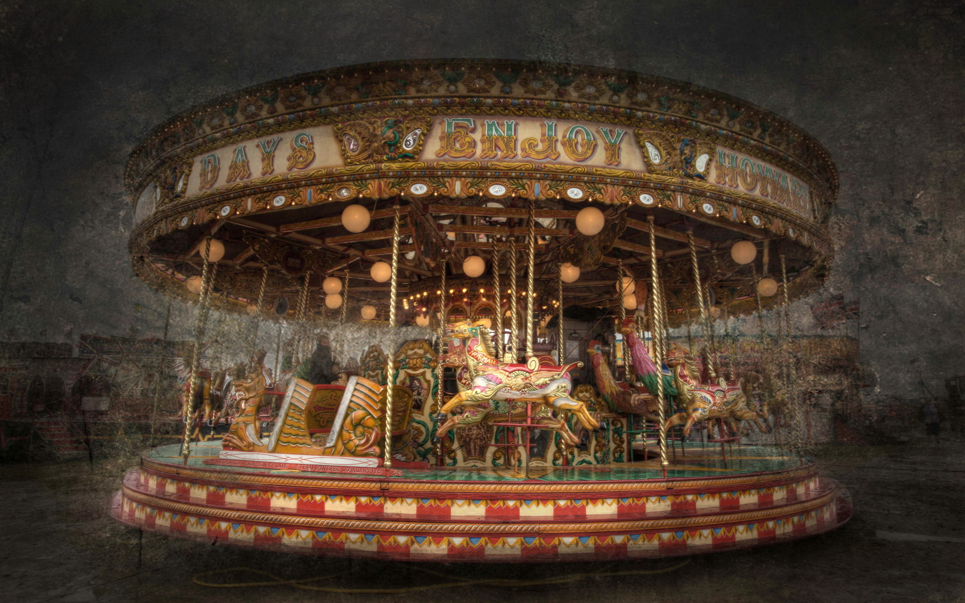 carousel desktop wallpaper 51866