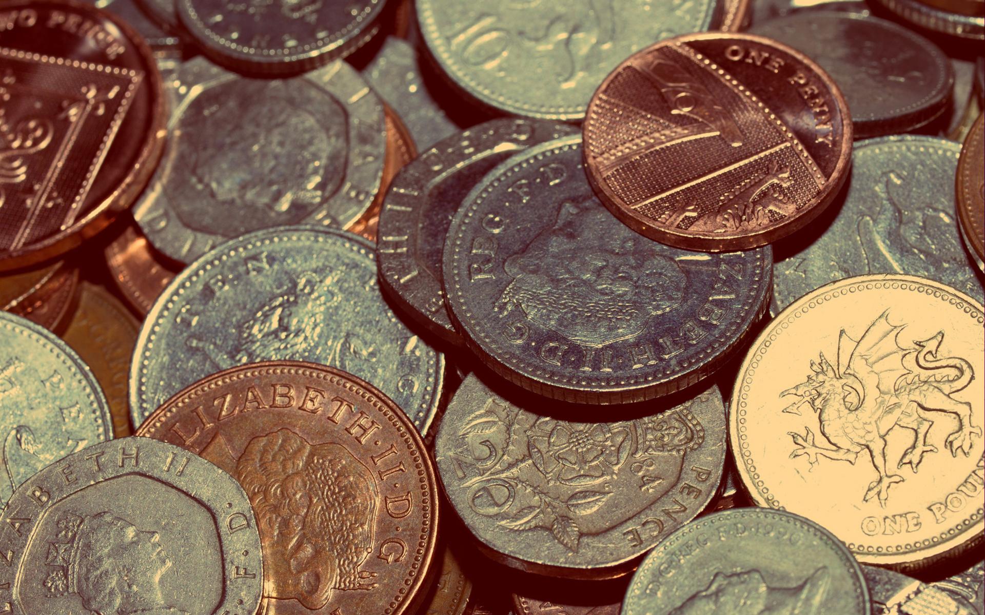 coins desktop wallpaper hd 49520