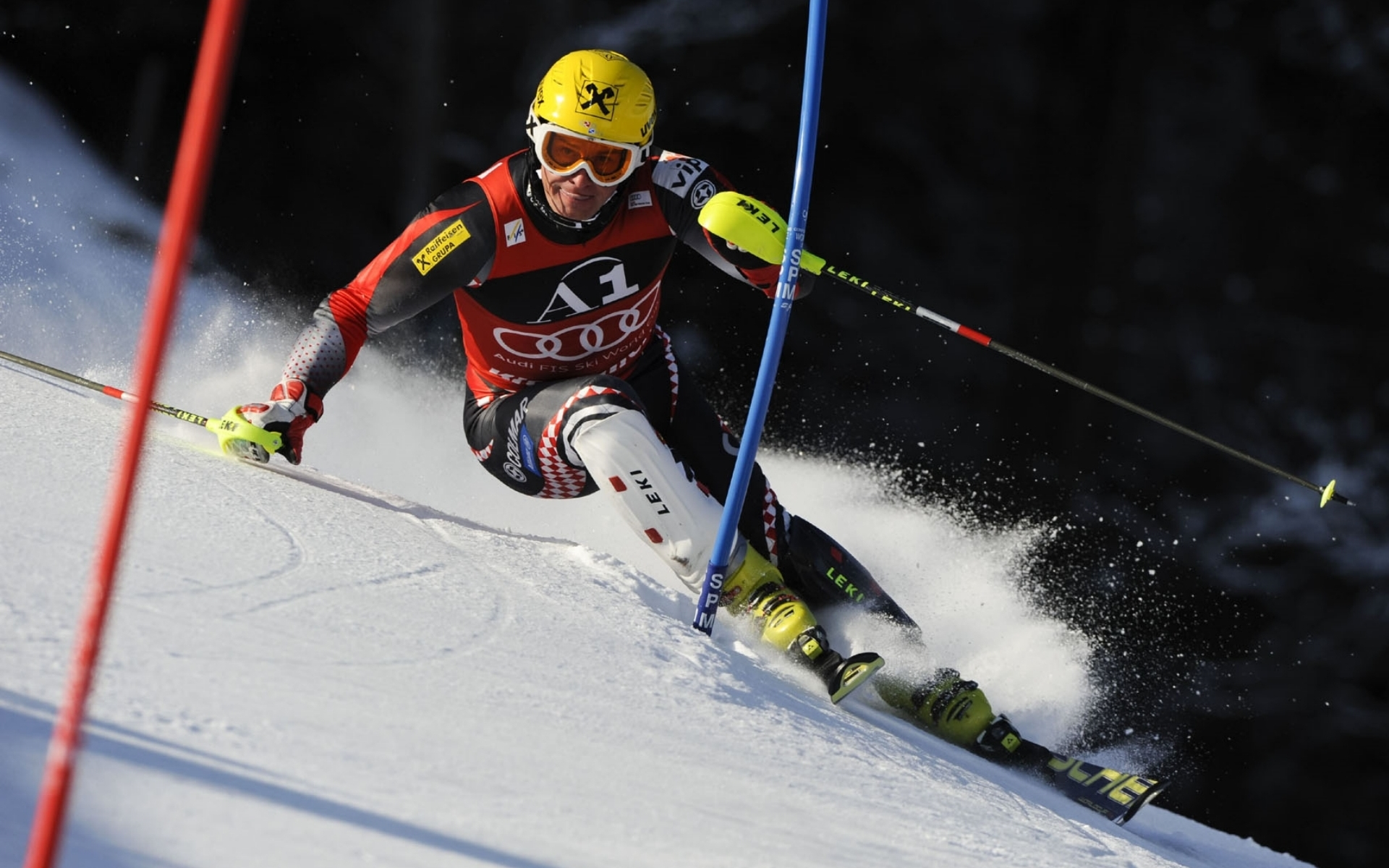 competitive skiing wallpaper 53318