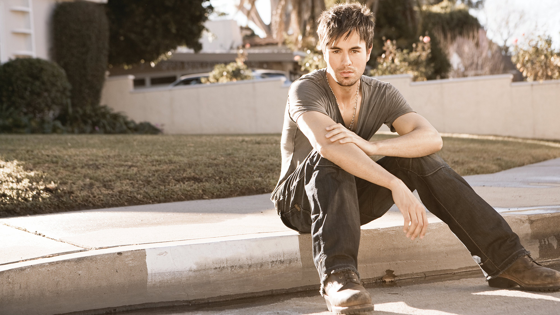 Enrique Iglesias Desktop HD Wallpaper 52845 1920x1080 px ...