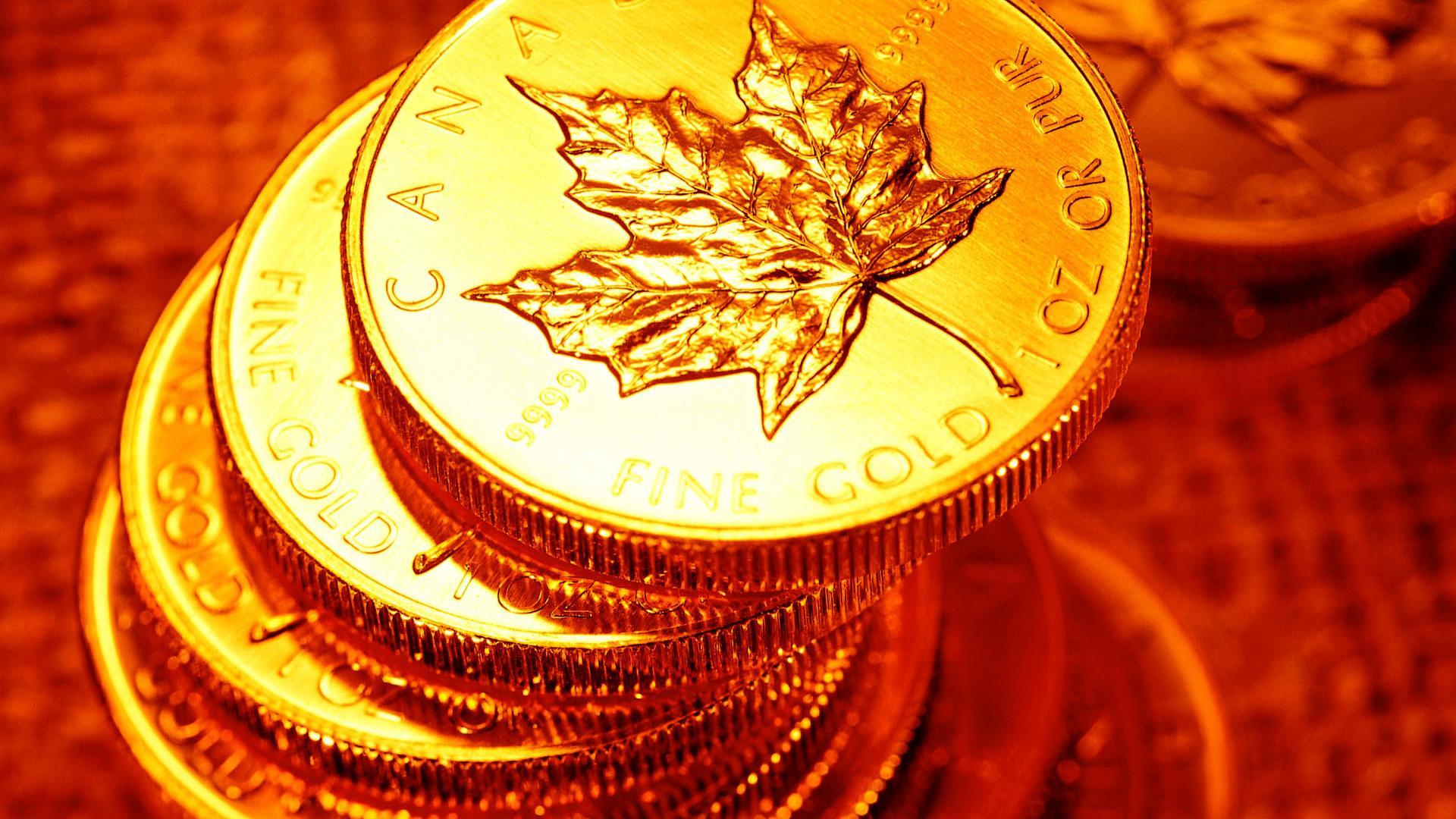 gold coins desktop wallpaper 49525