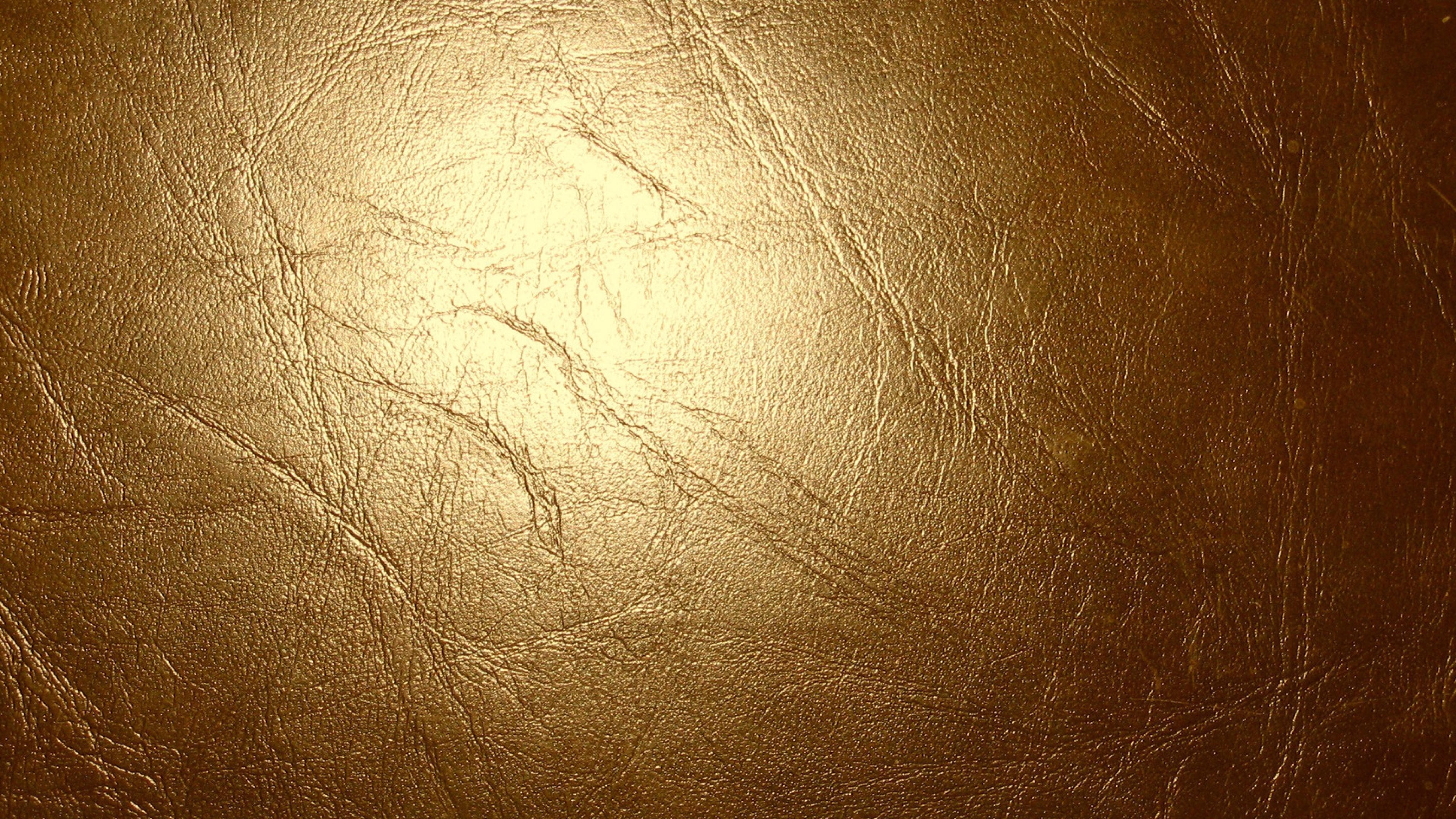 gold leather wide wallpaper 49491