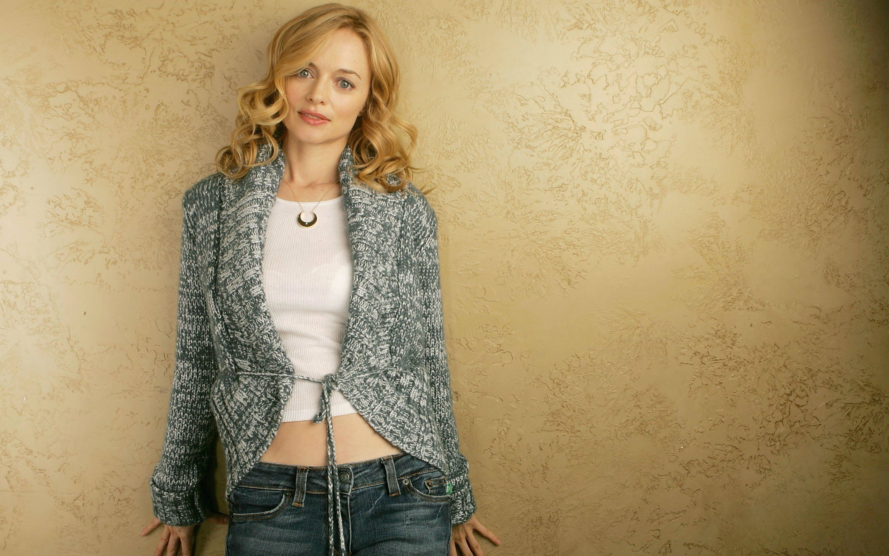 heather graham widescreen wallpaper 56885