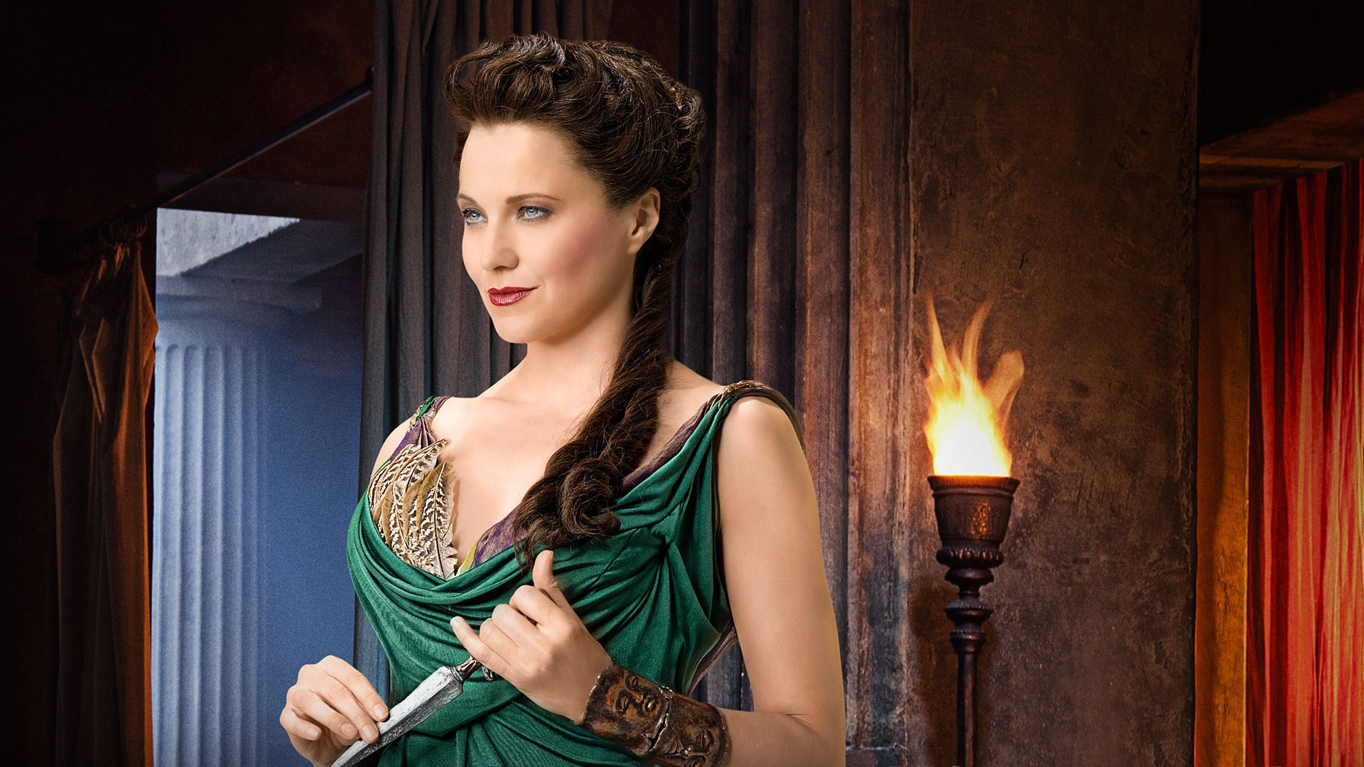 lucy lawless actress wallpaper 58619