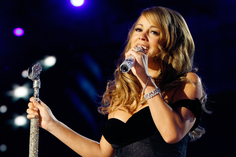 Mariah Carey Singer Widescreen Wallpaper 53387