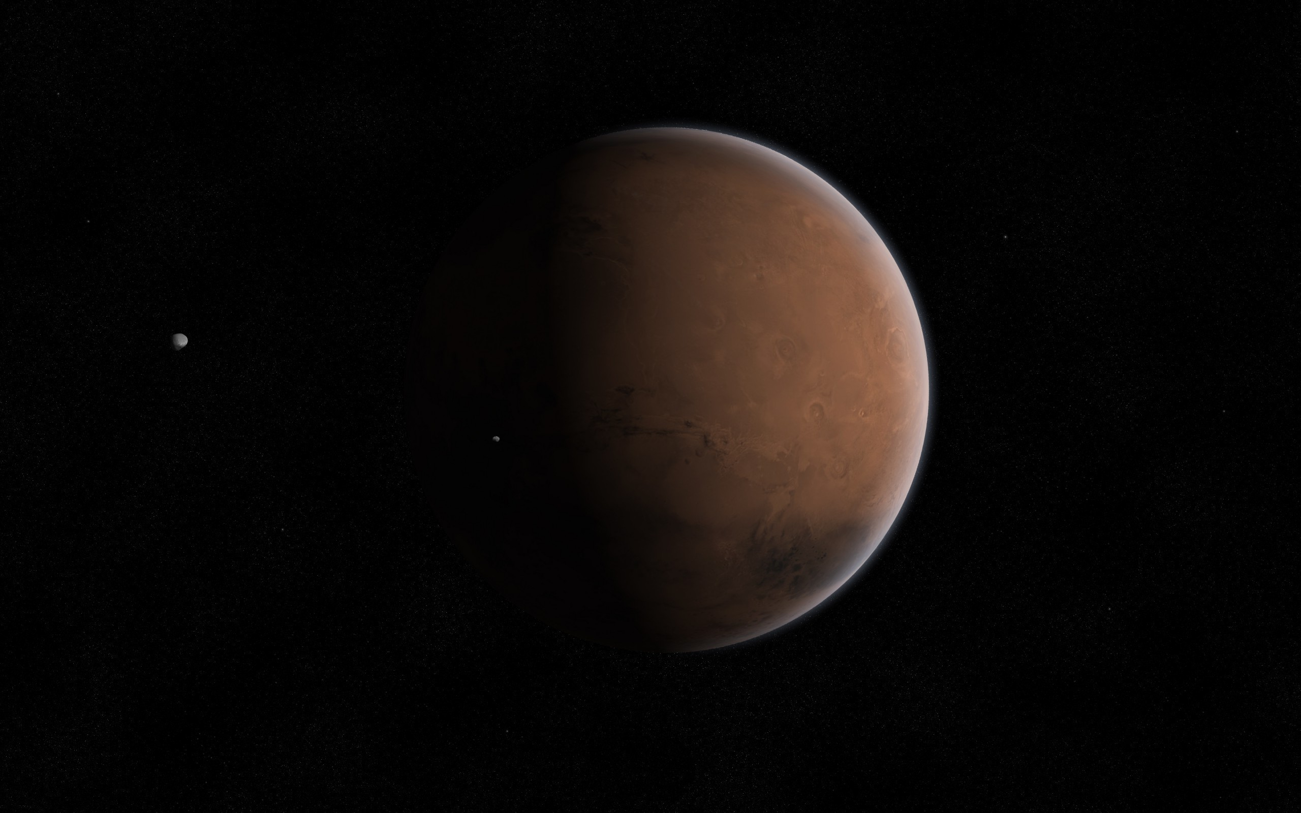mars space widescreen wallpaper 49096