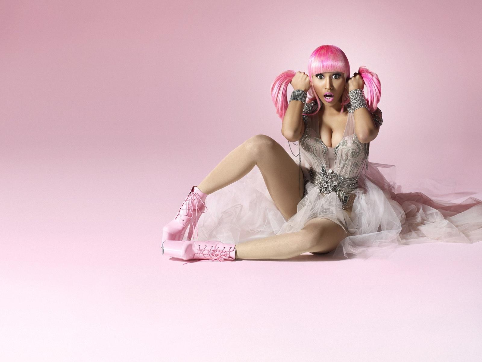 Nicki Minaj Computer Wallpaper 53364 1600x1200px