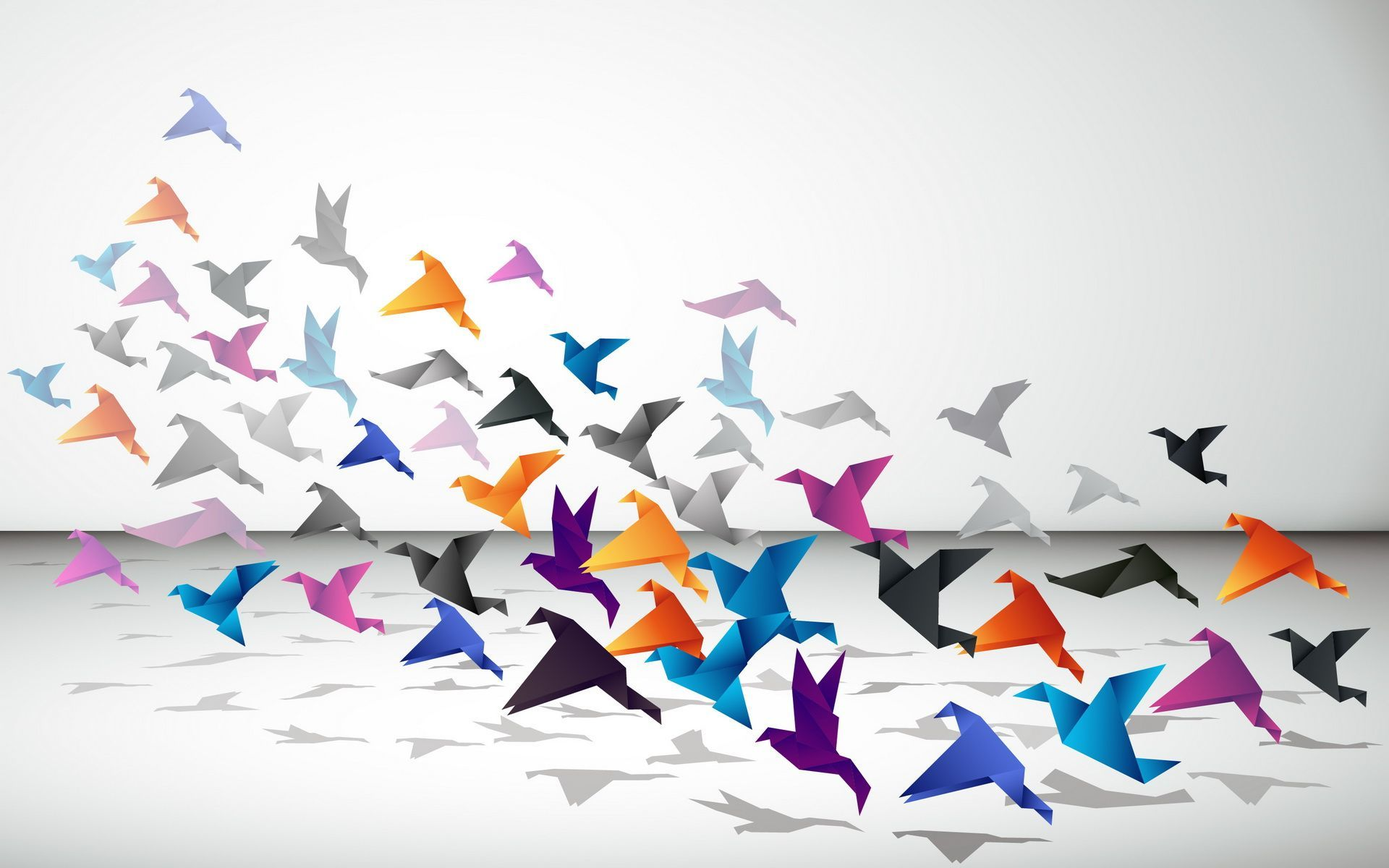 origami free wallpaper - photo #11