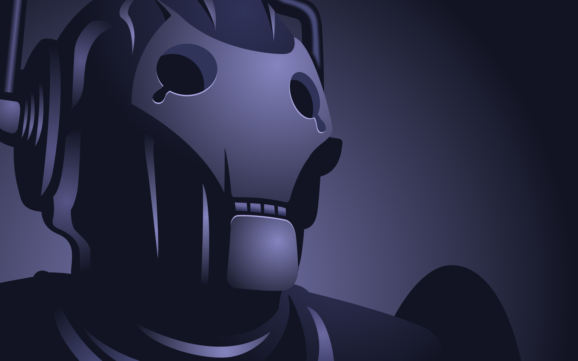 robot cybermen wallpaper 49973