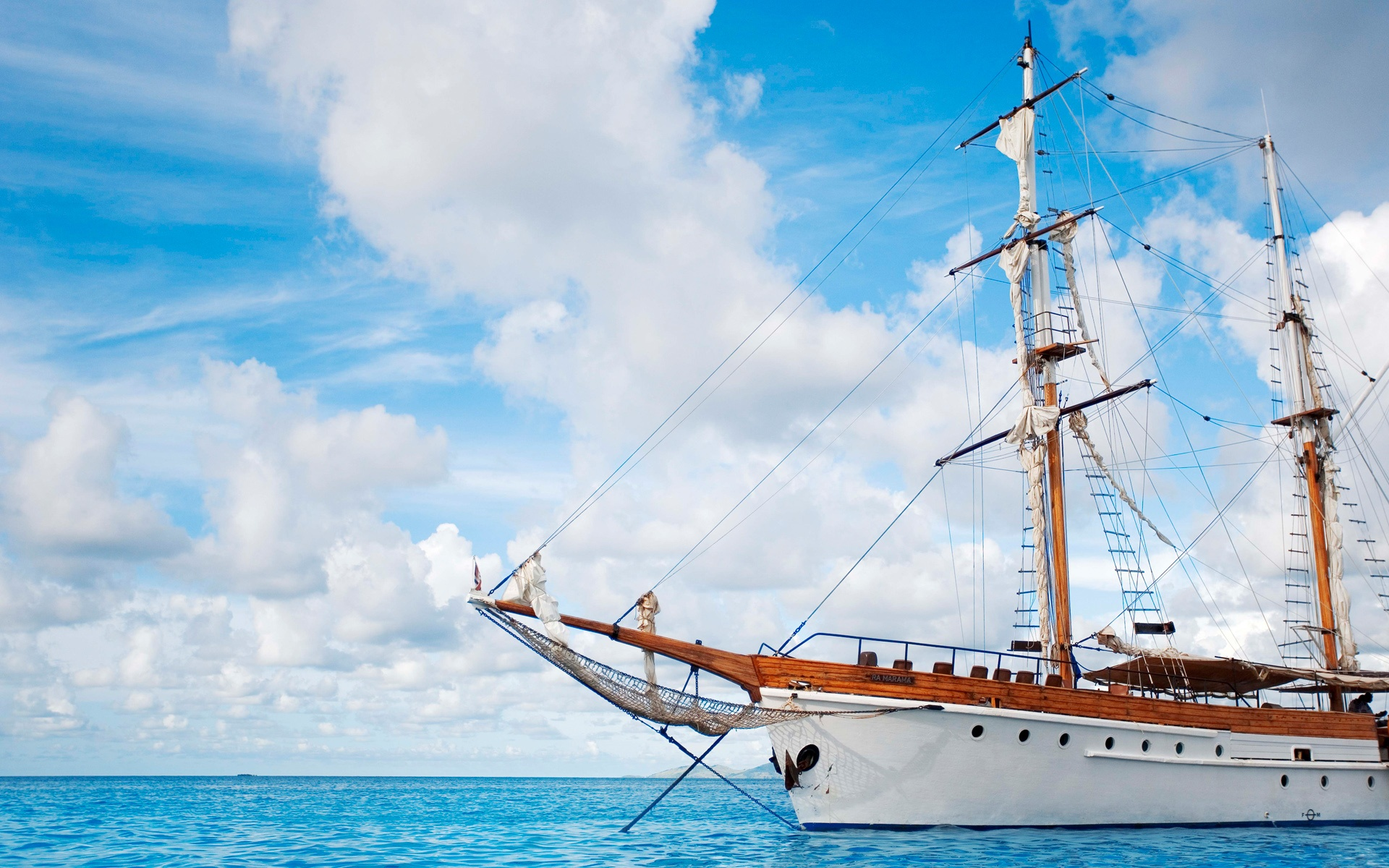 sailboat desktop hd wallpaper 51560