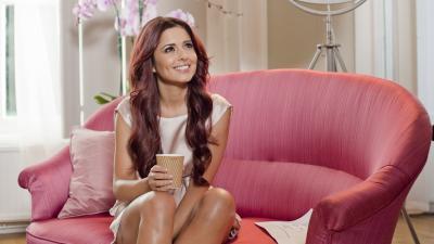 Beautiful Cheryl Cole Smile HD Wallpaper 58595
