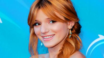 Bella Thorne Actress Smile Wallpaper 51860