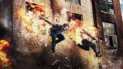 Brick Mansions Movie Desktop Wallpaper 54330