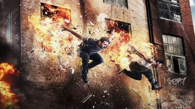 Brick Mansions Movie Desktop Wallpaper 54330