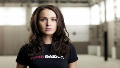 Camilla Luddington HD Wallpaper 58442